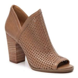 Lucky Brand | Livey Bootie Sesame Tan 7 Wide